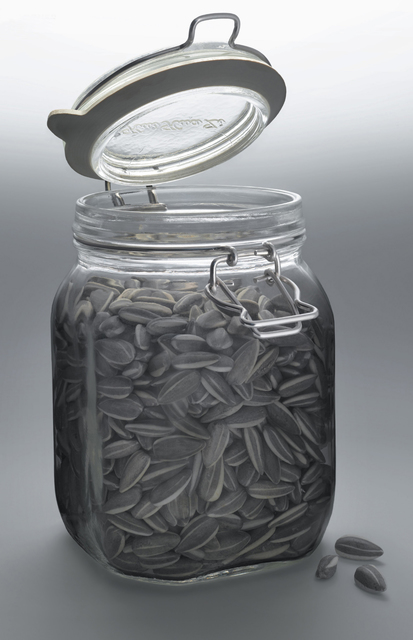 , 'Kui Hua Zi (Sun Flower Seeds),' 2009, Carolina Nitsch Contemporary Art