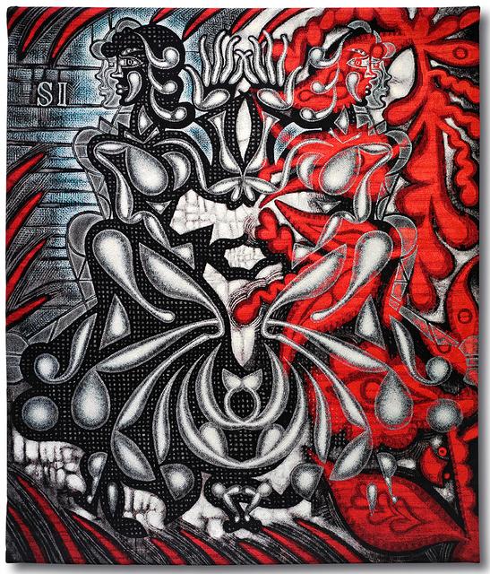 , 'Bailaora,' 2015, Art Of The World Gallery