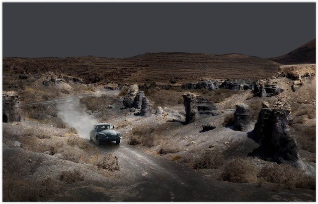 , 'Road Movie,' 2014, Cerbera Gallery