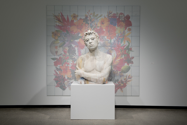 , 'Dame Flores,' 2018, Ferrin Contemporary