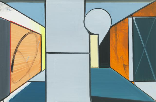 Thomas Scheibitz, 'Zimmer (Room)', 2012, Hakgojae Gallery