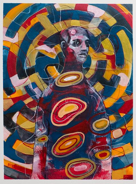 , 'In Labyrinths,' 2018, ANNO DOMINI