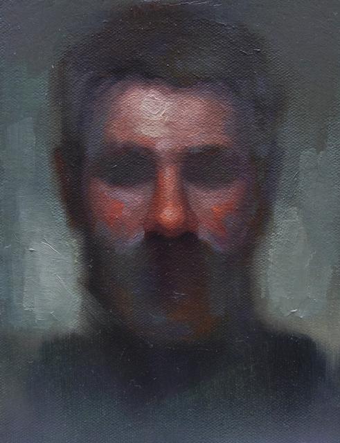 , 'Male Portrait 14,' 2015, Bowersock Gallery