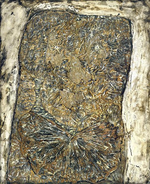 , 'La gorgerette froncée (The Puckered Collar),' 1959, Barbara Mathes Gallery