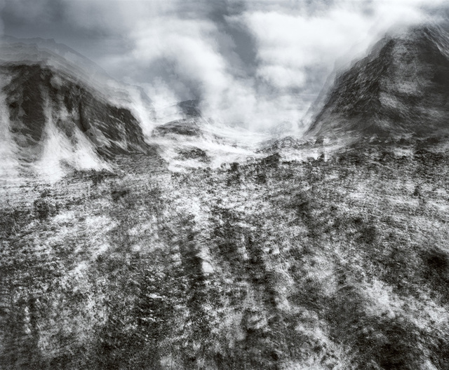Eric Bourret, 'Walk - Landscape 3 - dans la gueule de l'espace - Zanskar, Himalaya 2 ', 2010, Sapar Contemporary