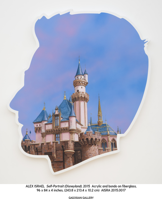 , 'Self Portrait (Disneyland),' 2015, The FLAG Art Foundation
