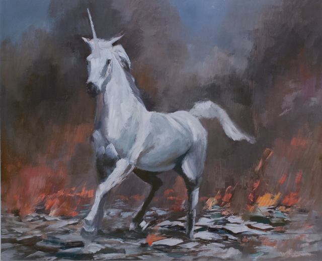 , 'Unicorn,' 2012, Postmasters Gallery