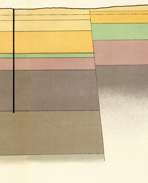 , 'Relative states of matter 5,' 2016, Moisés Pérez De Albéniz
