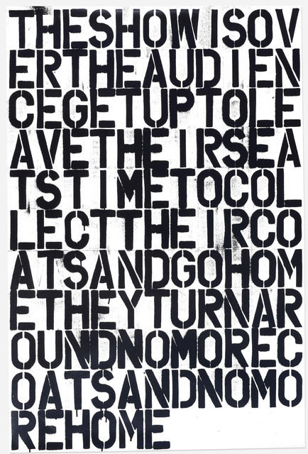 , 'Untitled ,' 1993, EHC Fine Art
