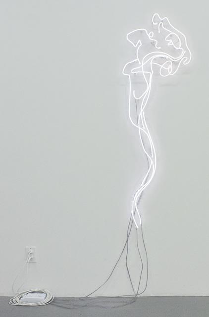, 'Smoke 2,' 2016, Albertz Benda