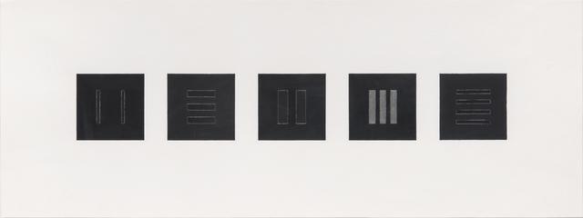 , 'Portrait of An Imaginary Wall III,' 1998, Reynolds Gallery