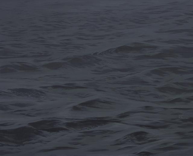 , 'Black Water,' 2012, Galerie Sandhofer