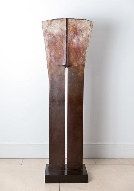 , 'Line of Silence,' 1991, Rosenberg & Co.