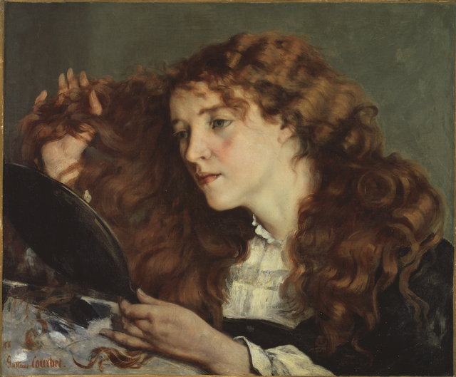 , 'Jo, The Beautiful Irish Girl,' 1866, National Gallery of Ireland