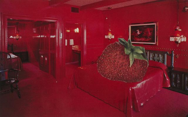 , 'Strawberry Bed,' 2015, Tibor de Nagy