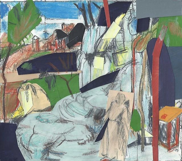 , 'Small Bellini Study #1,' 2017, Bowery Gallery