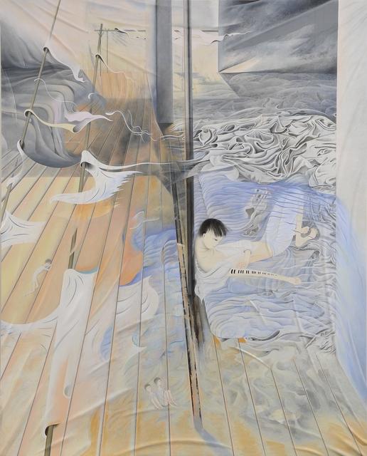 , 'Arm Piano,' 2015, Ota Fine Arts