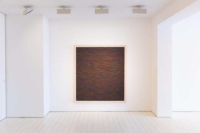, 'Horizontal Brushstrokes,' 2004, Patrick De Brock Gallery