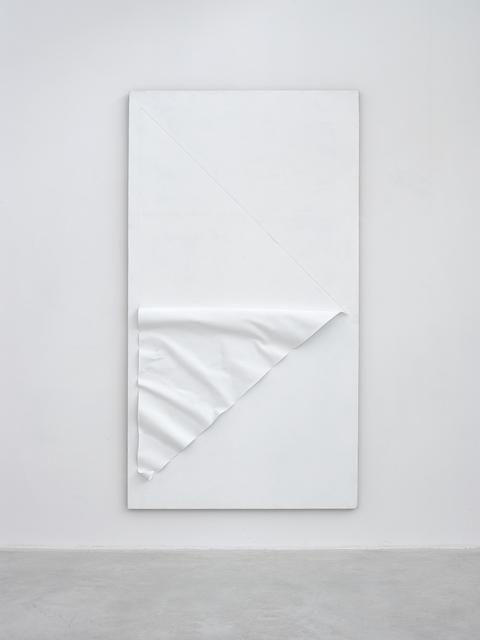 , 'Work - Quarter,' 1965 -repainted in 2011, Axel Vervoordt Gallery