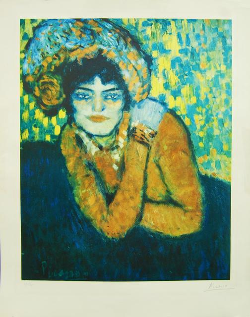 , 'Anticipation,' 1966, Baterbys Art Gallery