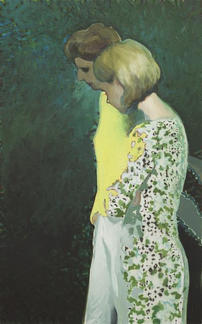 , 'Two Women,' 2018, Kayne Griffin Corcoran
