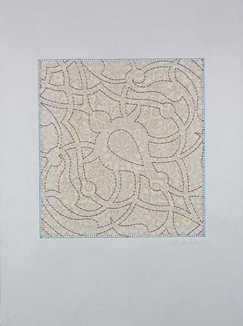 , 'Shimmering Fragment,' 2018, Talley Dunn Gallery