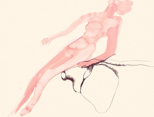 , 'Paysage humain (du cycle « Paysages humains ») ,' 1971-1972, Loevenbruck