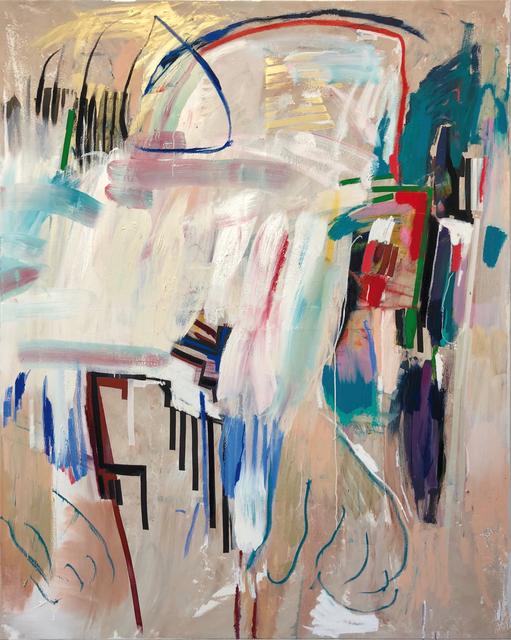 , 'Rope me off,' 2018, Setareh Gallery