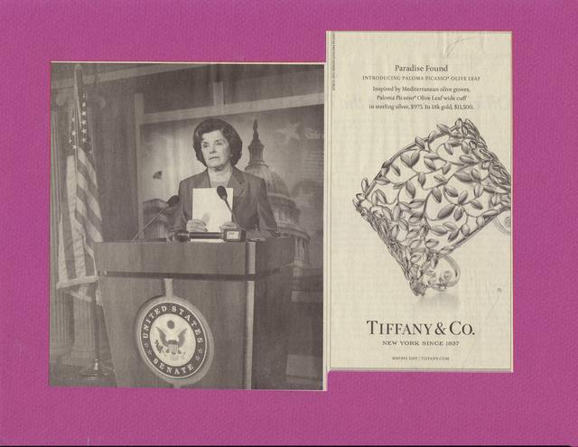 Jeanne Liotta, 'Tiffany One-Cut', 2013-2016, San Francisco Cinematheque Benefit Auction