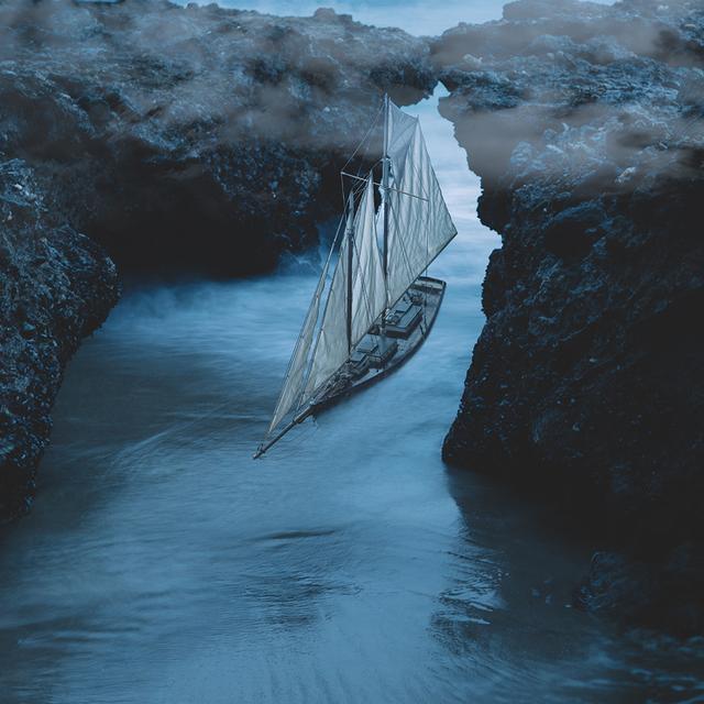 , 'The Voyage ,' 2016, Jen Mauldin Gallery