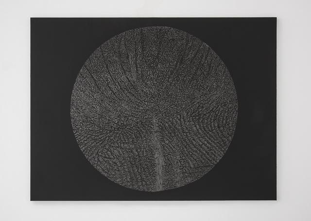 , 'PELLE DI GRAFITE - Tondo B,' 2012, Tucci Russo Studio per l'Arte Contemporanea