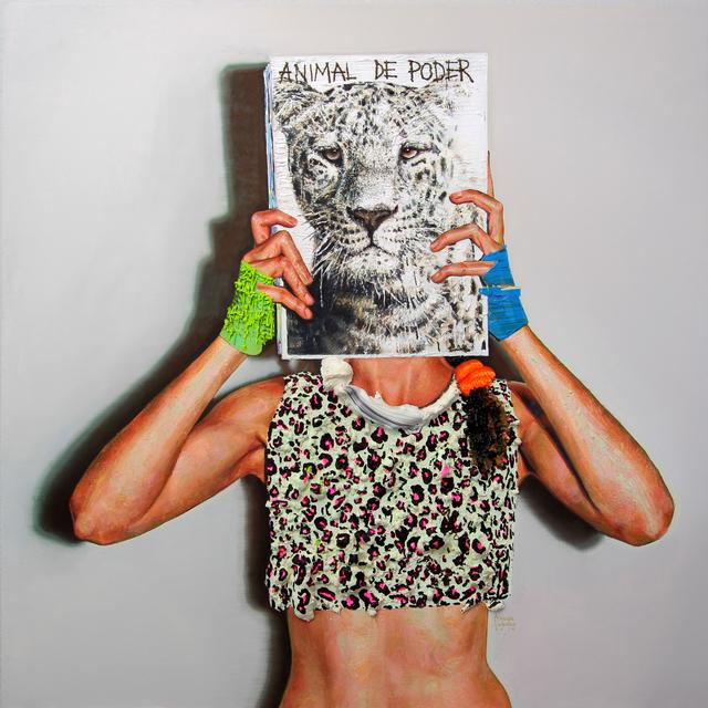 , 'Animal de Poder,' 2016, Galerie C.O.A