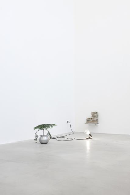 , 'Hardtack installation,' 2016, Galleri Jacob Bjørn
