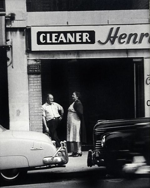 , 'NYC Street Scene (Henry Cleaners),' 1945, PDNB Gallery