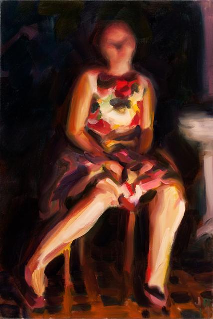 , 'Resolution de Fleur I,' 2014, Seager Gray Gallery