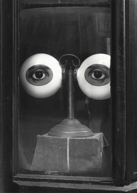 , 'Optician's Shop Window (B),' New York-1939, Pace/MacGill Gallery