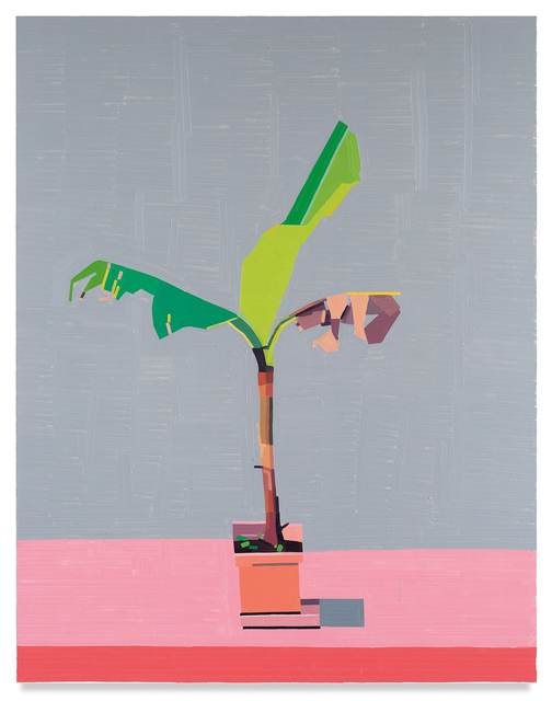 Guy Yanai, 'Lisbon Plant', 2019, Miles McEnery Gallery