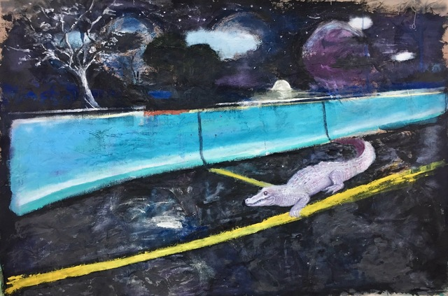 , '#Overseas Highway,' 2018, The Directed Art Modern