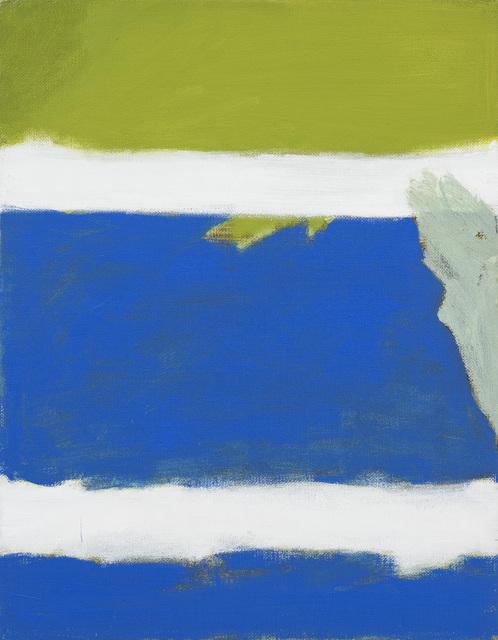 , 'Hal 8,' 1985, Zeno X Gallery