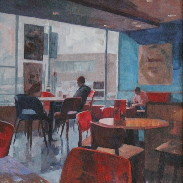 , 'New Place,' , Castlegate House Gallery