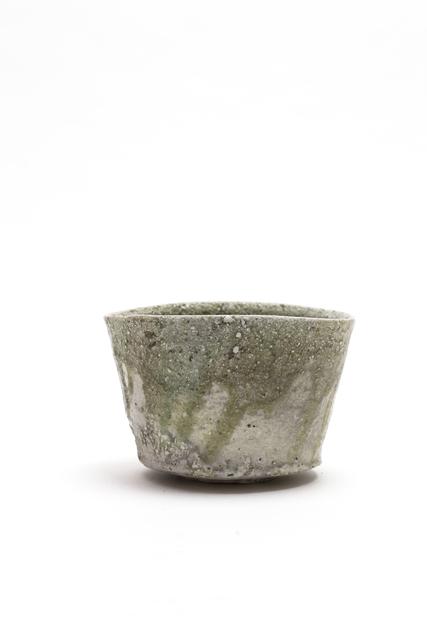 Yui Tsujimura, 'Natural ash glaze cylinder shaped tea bowl', 2018, Ippodo Gallery