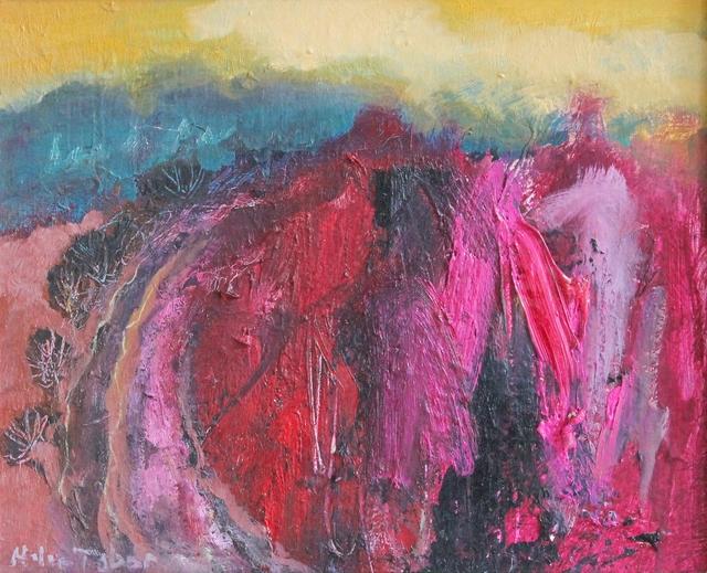Helen Tabor, 'Ploughed field', Castlegate House Gallery