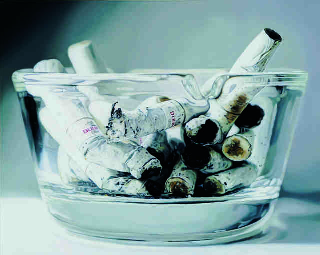 , 'Cigarette ,' , Great Banyan Art