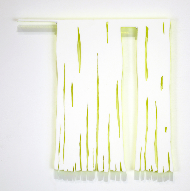 , 'Double Velvet,' 2013, Minus Space