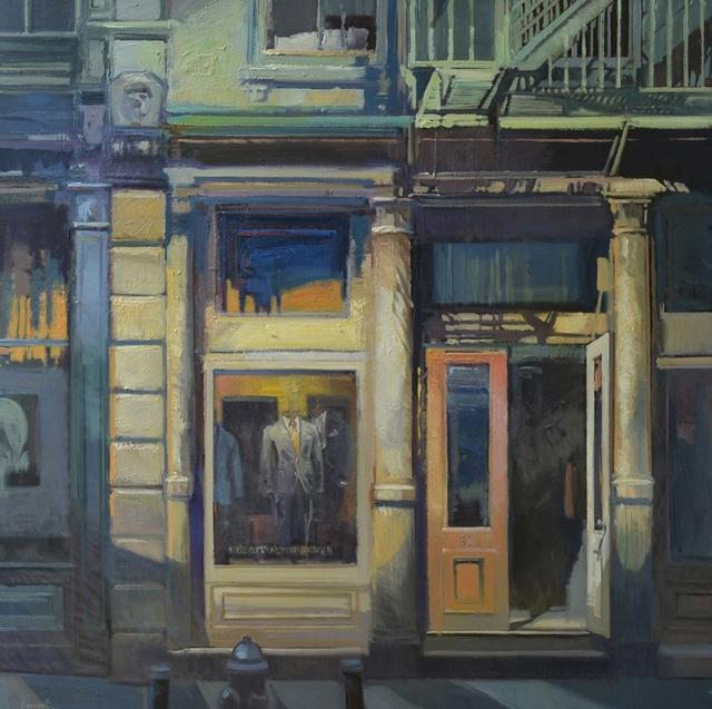 Francis Livingston, 'Three Suits', 2017, Sue Greenwood Fine Art