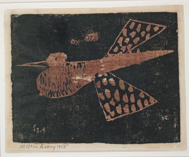 , 'FLIGHT,' 1953, Edward T. Pollack Fine Arts