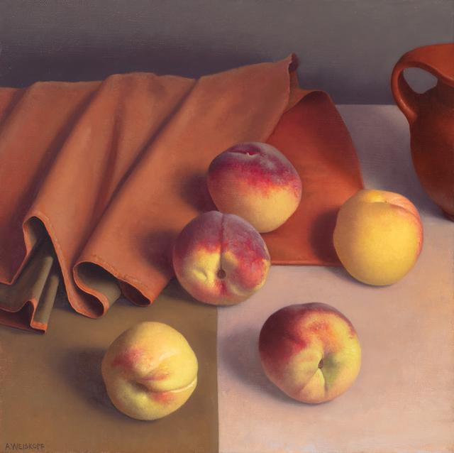 , 'Peaches,' 2019, Hirschl & Adler