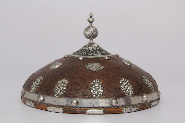 , 'Salakot (Hat),' Late 19th Century, Ayala Museum