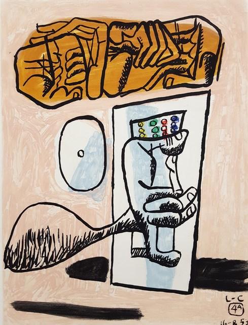 , 'Unité, Planche 4 (Set of 2),' 1965, Graves International Art