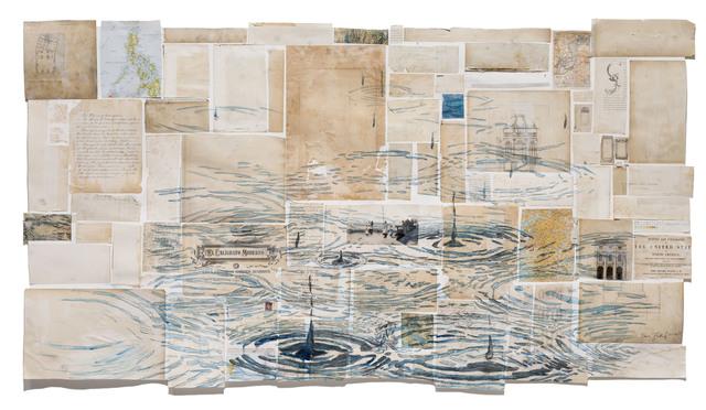 , 'Falling Rain,' 2016, Callan Contemporary